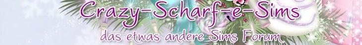 Crazy Scharf-e Sims