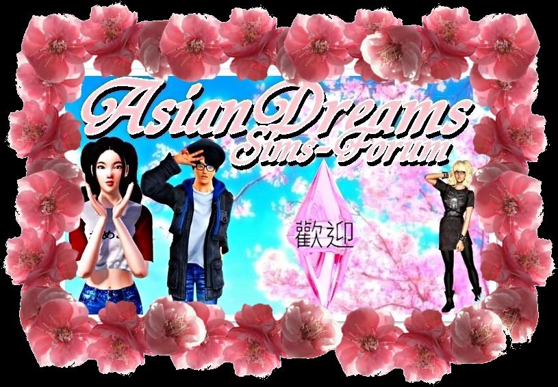 AsianDreams SimsForum
