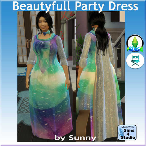 3706-beautyfull-party-dress-png
