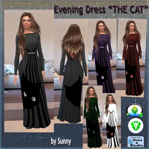 3723-evening-dress-the-cat-png