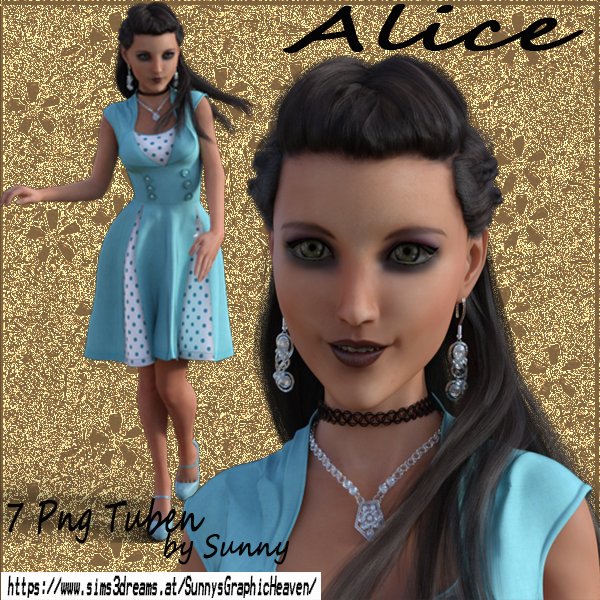 Render Set Alice